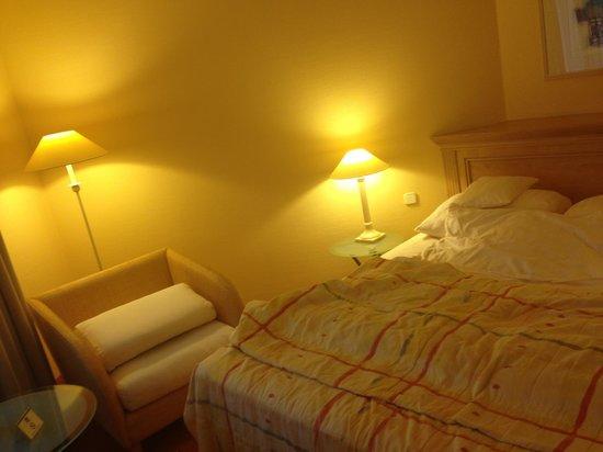 Best Western Premier Alsterkrug Hotel: Widok