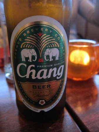 Koh Thai Tapas: huge beer selection