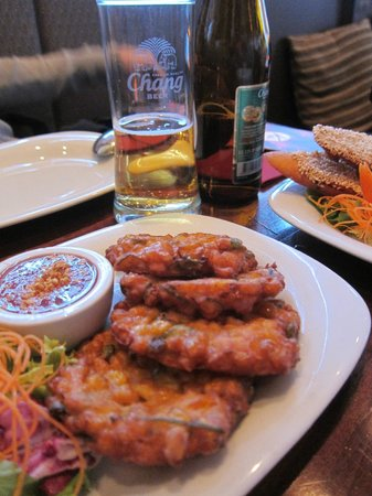 Koh Thai Tapas: delicious food