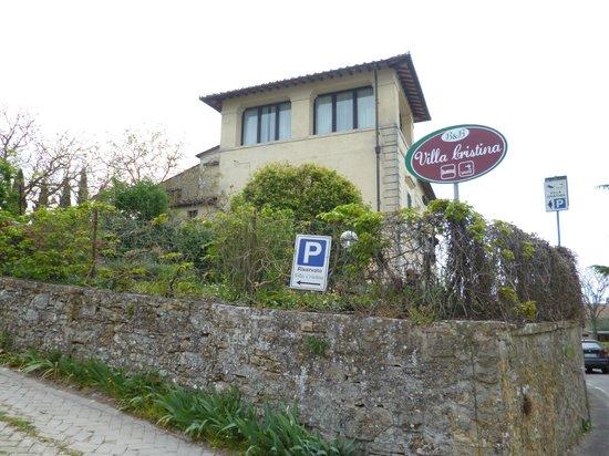 Villa Cristina Laterale