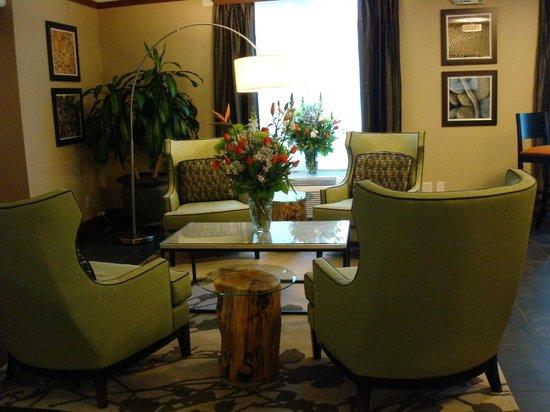 Navy Lodge Bangor: Lobby