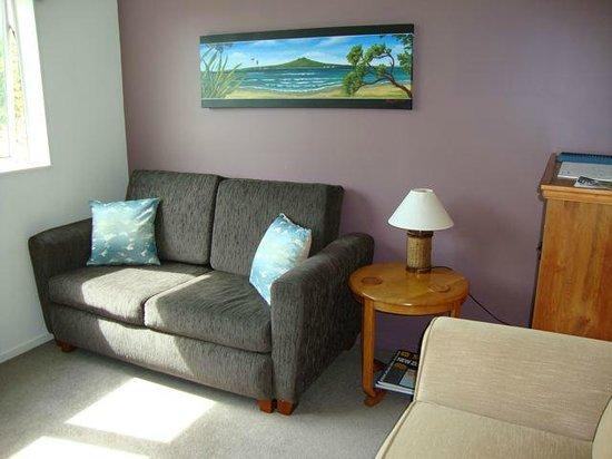 Beresford B&B : Guest TV/Sitting Room