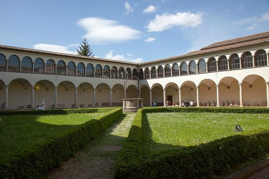 National Archaeological Museum : Courtyard