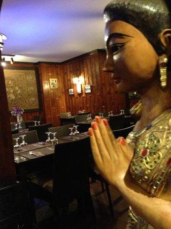 Restaurant Le Mai Thai : dining room