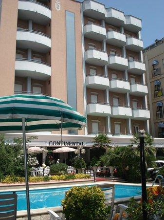 Hotel Rimini Continental