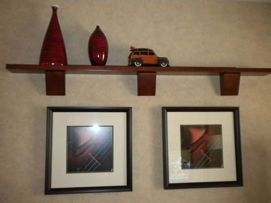 Residence Inn Minneapolis Downtown/City Center: cool decoration in living area