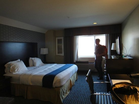 Holiday Inn Express - Los Angeles Downtown West: Standard room with Kingbed