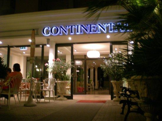 Hotel Continental: Entrée