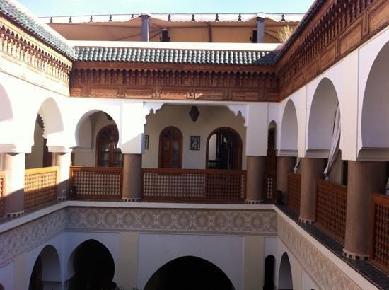 Palais Riad Calipau Marrakech: primo piano