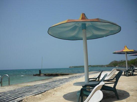 Cocoliso Isla Resort: Playa