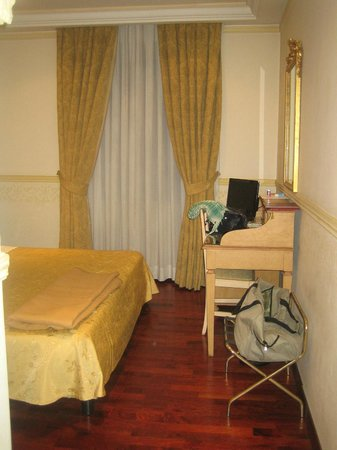 Hotel Villa San Pio: notre chambre