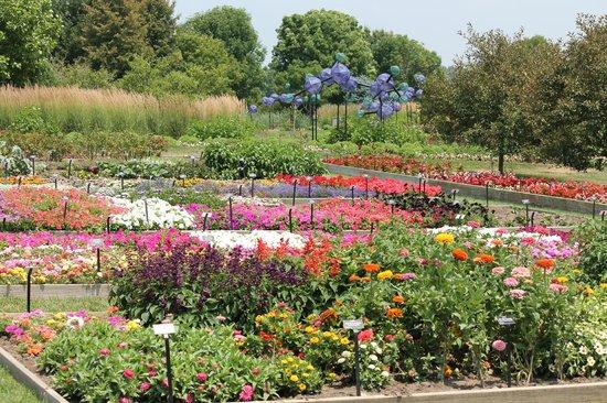Reiman Gardens: Gardens