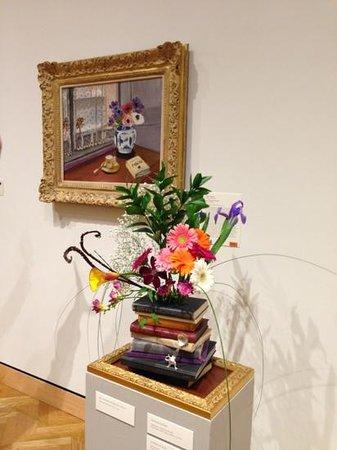 Minneapolis Institute of Art: one if the arrangements