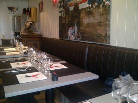 Le p 39 tit crabe arzon restaurant avis num ro de t l phone photos tripadvisor - Port du crouesty restaurant ...