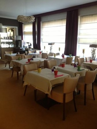 Hotel Du Soleil : Restaurant l'Emalysse