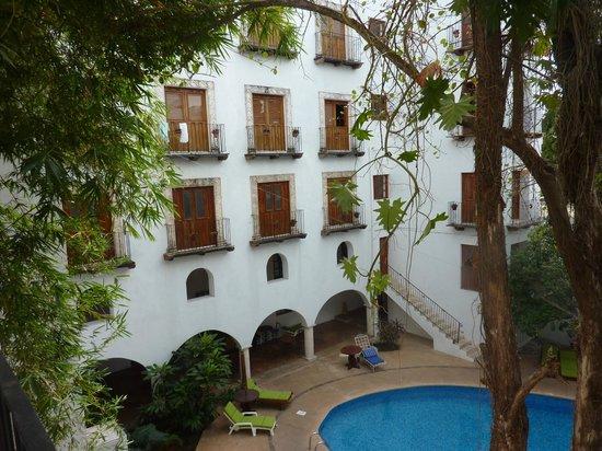 El Meson del Marques: hotel