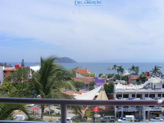Decameron Los Cocos : Vista desde la habitacion