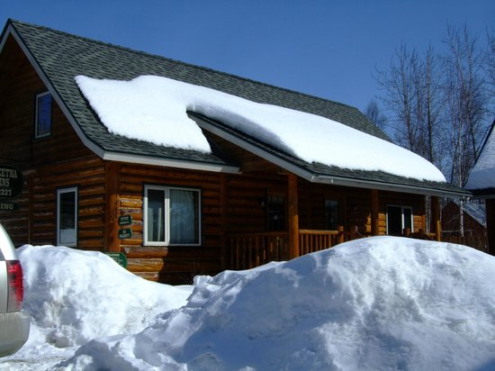 Talkeetna Cabins: Cabins 1 & 2 from C Street
