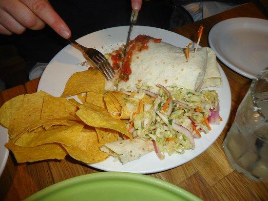 South: Burrito