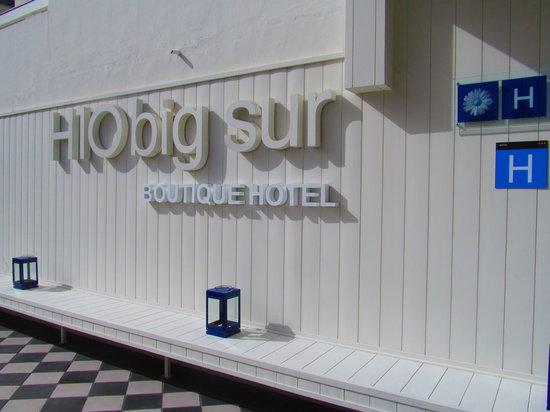 Hotel H10 Big Sur: H10 entrance