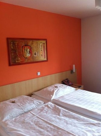 Hotel Senimo : Our room