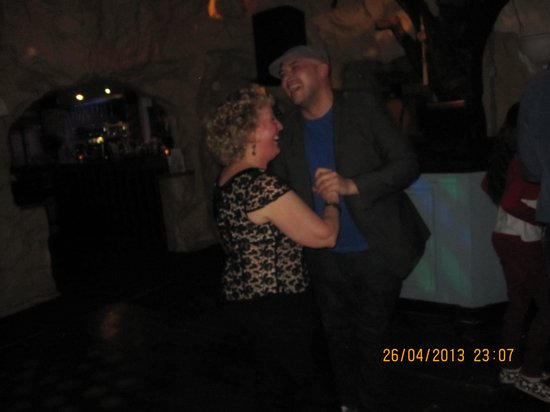 Zorbas: A bit of salsa dancing