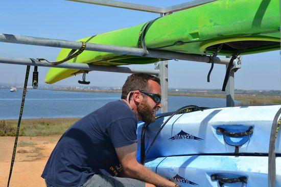 South Kayak: el profesional!