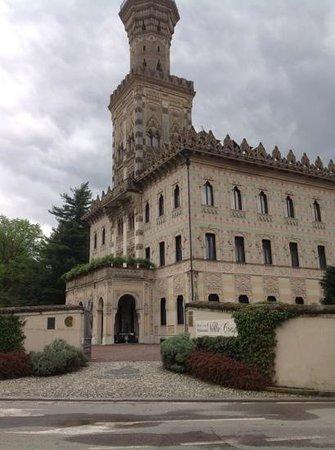 Villa Crespi, Orta San Giulio