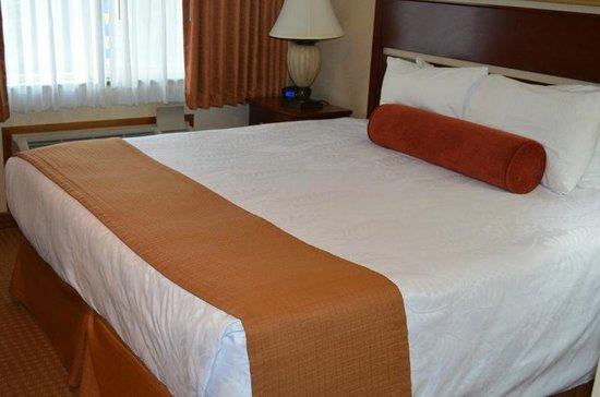 Best Western Plus Landmark Inn: King Suite view8