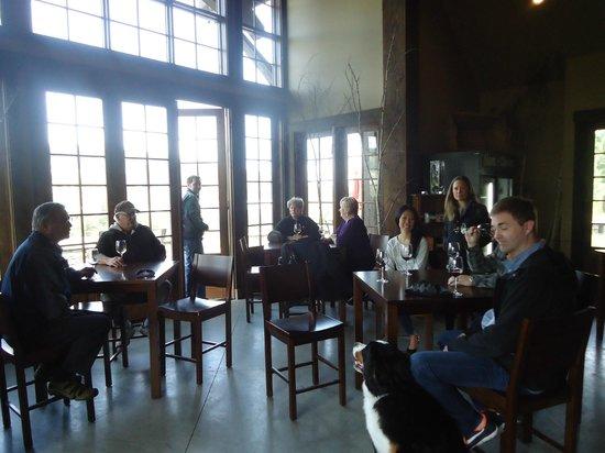 Silvara Vineyards: Inside Silvara Winery
