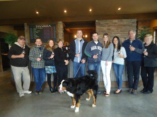 Silvara Vineyards: Silvara Winery