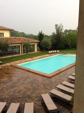 Relais Dell'Olmo: piscina