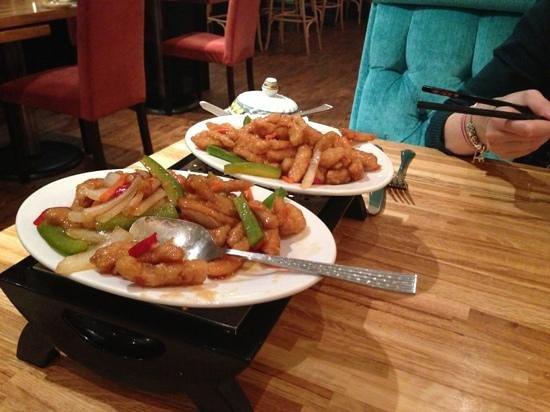 Michael Wan's Mandarin Cantonese Restaurant: Their 'signature' dish