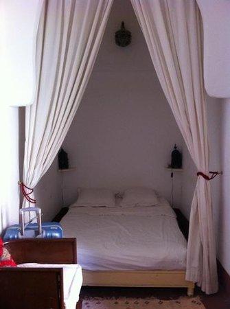 Riad Dar Mchicha : Our room