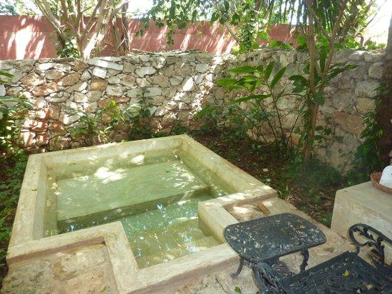 Hacienda Misne: piscine prvée