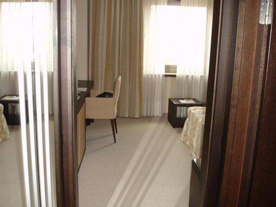 Central Park Hotel: Hotelzimmer - Eingangsbereich