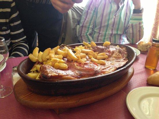 Cogolludo, Spain: Asado