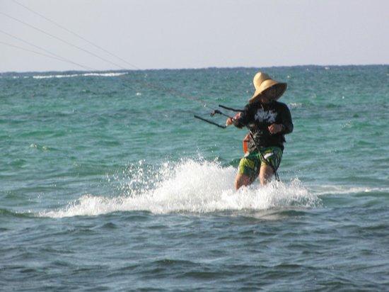 Kitesurf Cayman: Instructor Jhon