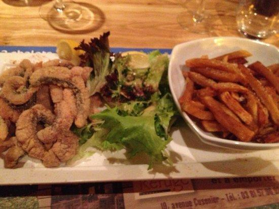 Restaurant la plancha dans besancon avec cuisine fran aise - La plancha besancon ...