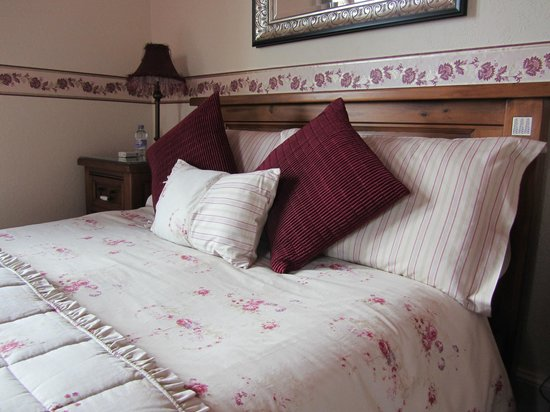 Rossmor Guest House: Superior Double Room