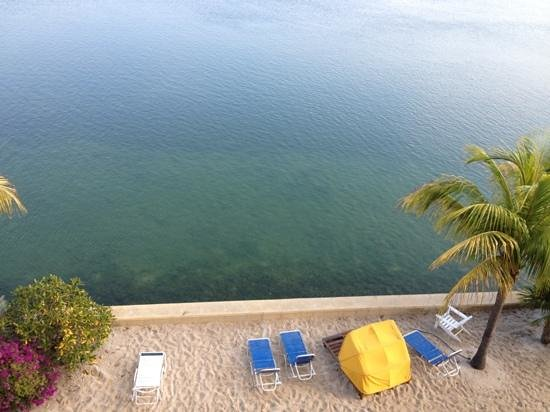 Key West Marriott Beachside Hotel: Beautiful view from our third floor 3BR suite