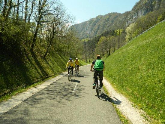 Biking annecy photo de office de tourisme du lac d 39 annecy annecy tripadvisor - Office de tourisme annecy ...