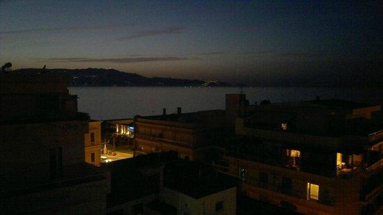 أتريون هوتل: View from balcony