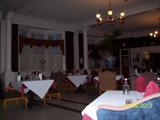 BEST WESTERN PLUS Windsor Hotel Americus: Rosemary & Thyme