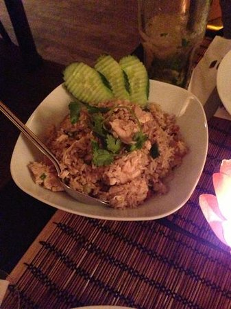 NOI- The Art of Taste: fried rice