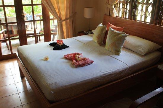 Cote d'Or Chalets: Bedroom