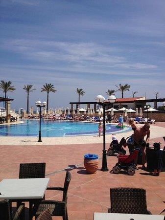 Family Life Caldera Beach by Atlantica: The main pool