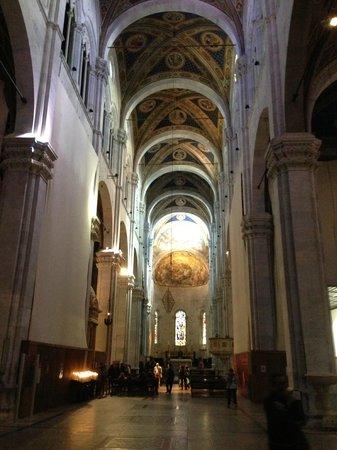 San Luca Palace Hotel : interno del Duomo