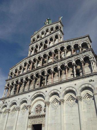 San Luca Palace Hotel : chiesa di San Michele