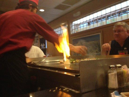 Japanese Restaurant Bell Road Newburgh In